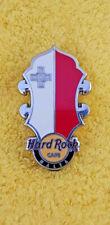 Hard rock cafe Malta HRC precioso, rara vez ofrecido Headstock pin!