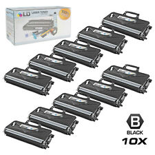 LD © for Brother TN360 10pk Black DCP HL MFC Printers