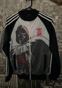 Adidas Original Darth Vader Snoop Dogg Star Wars Track Jacket
