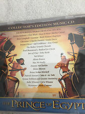THE PRINCE OF EGYPT COLLECTORS EDITION MUSIC CD