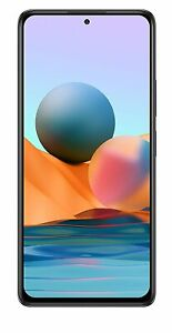 "Redmi Note 10 Pro Max (6GB, 128GB) 6.67""  108MP Camera Dual SIM Googleplay Phone"