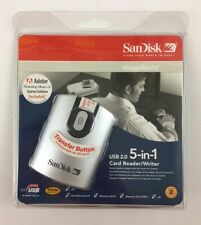 SanDisk ImageMate USB 2.0 5-in-1 Card Reader/Writer SDDR-99-A15