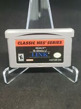 Zelda II The Adventure of Link NES Classic Series GBA Game Boy Advance AUTHENTIC