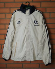 Chelsea (The Blues) Football jacket long slevee Size 42/44 soccer Adidas