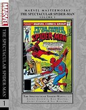 Marvel Masterworks: The Spectacular Spider-man Vol. 1 by Archie Goodwin, Gerry Conway, Bill Mantlo (Hardback, 2017)