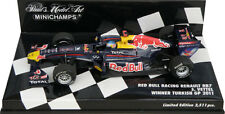 Minichamps RED BULL rb7 Vincitore Gp Turchia 2011-Sebastian Vettel SCALA 1/43