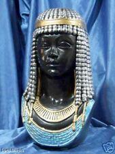 Statua Sopramobile Oxolite CLEOPATRA  Egitto nuova cm32