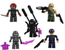 5pc Kre-O Figures Mini Figure Transformer Kreons Mini Kreon Child Boy Toy BX