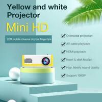 Mini Portable Projector YG300 3D HD LED Home Theater Cinema 1080p USB HDMI NEW