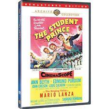 Student Prince 1954 Ann Blyth New DVD Region 4
