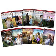 Heartland: TV Series Complete Seasons 1 2 3 4 5 6 7 8 9 10 Box / DVD Set(s) NEW!