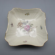 Royal Copenhagen Fine China Frijsenborg Square Serving Bowl