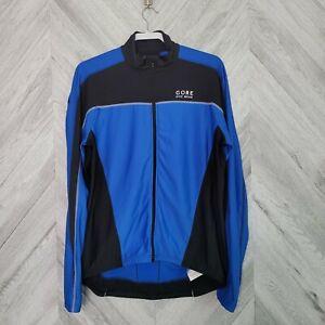 Gore Bike Wear Blue Power Thermal Size XL Mens