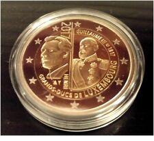 Luxemburg 2 Euro Proof/PP 2017 *200. Geburtstag Wilhelm III* aus KMS -1000 Stück