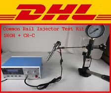 Combination CR-C Multi Function Diesel Common Rail Injector Tester S60H (DHL)