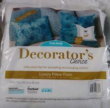 "Decorator's Choice Luxury Pillow Form-18""X18"""