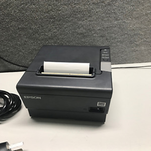 Epson TM-T88V Point Of Sale (POS) Thermal Printer USB for ethernet add $ 150.00