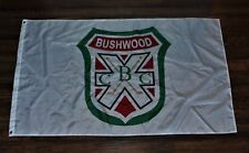 Bushwood Country Club Banner Flag Caddy Caddyshack Golf Pin Logo Bush Wood CC