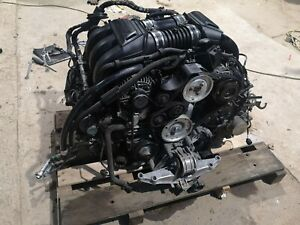 2008 Porsche 2.7 Liter Cayman Engine with 60K (Fits 06-09)