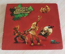 COFFRET CD SOUNDTRACK JEU DOFUS L'AME DES DOUZE 14 TITRES 2009 + CD DOFUSPOCKET