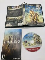 Sony PlayStation 2 PS2 CIB Complete Tested Final Fantasy XII 12 Ships Fast
