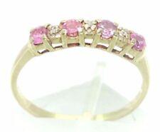 Eternity Not Enhanced Fine Diamond Rings