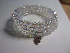 Crystal Glass Costume Bracelets