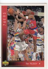 figurina CARD BASKET NBA 1994 NEW numero 120 TIM PERRY