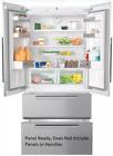 "Miele KFNF9955IDE 36"" 4-Door Built-In Panel Ready French Door Refrigerator photo"