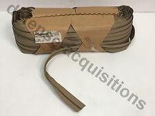 "109 YARD ROLL YKK ZIPLON® Zipper 9CF 1"" Chain Coil Zipper Tape KHAKI Military"