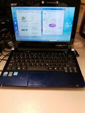 Acer Aspire One D250-1165 Netbook Intel Atom N270 1.6GHz 1GB RAM 160GB HD WIN XP