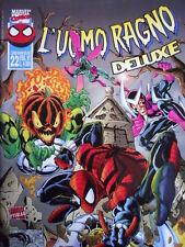 L' Uomo Ragno Deluxe n°22 1997 ed. Marvel Italia  [G.231]