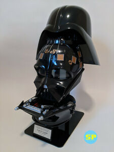 Darth Vader Helmet Stand for Hasbro Black Series Vader Reveal Helmet Star Wars