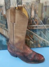Frye 8J22744 Leather Riding Boots Size 9 D Two tone