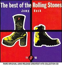 The Rolling Stones - Very Best Greatest Hits Collection - RARE 1993 CD 70's 80's