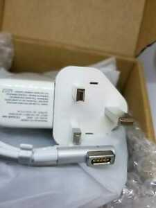 85W Mag safe 1 L-Tip Power Charger Adapter for Apple Macbook Pro A1297 A1172