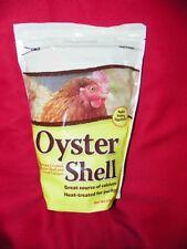 OYSTER SHELL CRUSH for CORN PELLET STOVE FURNACE, NEW
