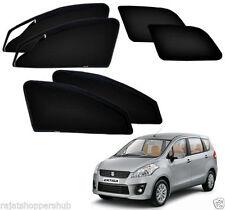 Zipper Magnetic Sun Shades Car Curtain For - Maruti Suzuki Old Ertiga ( 6 Pcs)