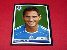99 FRANCK LAMPARD CHELSEA BLUES UEFA PANINI FOOTBALL CHAMPIONS LEAGUE 2006 2007