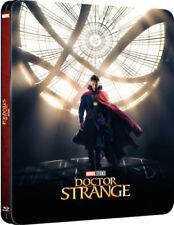 Dr Strange 3D (Incl 2D Version) - Exclusive Lenticular Edition Steelbook