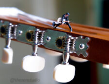 ELVIS PRESLEY ROCK N ROLL MUSIC LEGEND HO 1:87 MINIATURE FIGURE NO PREISER