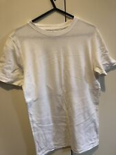 Boohoo Slim Fit Small Tshirt Plain White