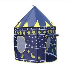 Playhouse Castle Play Tent Tunnel Outdoor Fairy House Playhut Kid For Boys Girls