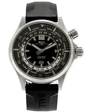 Ball Engineer Master II Diver WorldTime GMT Auto Men's Watch - DG2022A-PA-BK