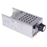 10000W 110v 220V SCR Voltage Regulator Motor Speed Controller Dimmer ThermoPLUS