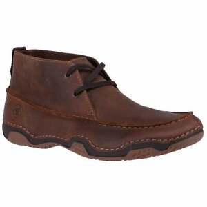 Ariat Venturer Moccasins  Mens  Casual Shoes    - Brown
