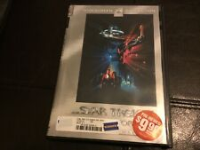 DVD Movie STAR TREK The Search for Spock SPEACIAL COLLECTOR' S 12Original Jacket