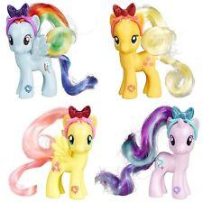 My Little Pony Rainbow Dash, Applejack, Fluttershy, Starlight Glimmer & Fascia
