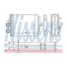 Fits Fiat Panda 1.3 D Multijet 4x4 Nissens Heat Exchanger Interior Heater Matrix