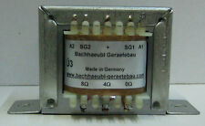 Ausgangsübertrager für den Verstärker AMP2